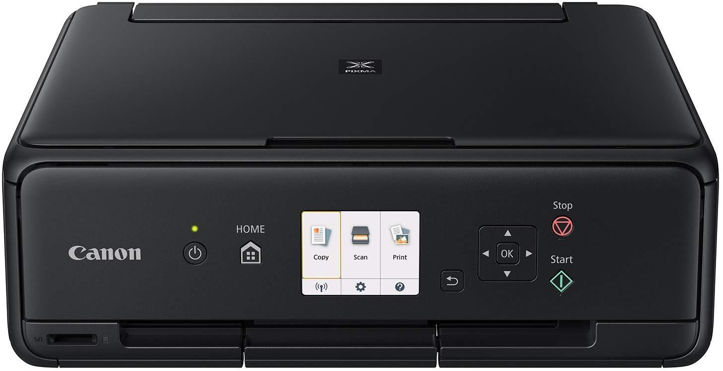 Impresora Multifuncional Canon PIXMA TS5050 Negra Wifi de ...