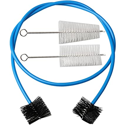 61 zLx QuhL._SX425_ amazon com hsan mouthpiece brush,set of 3 trumpet cleaning kit