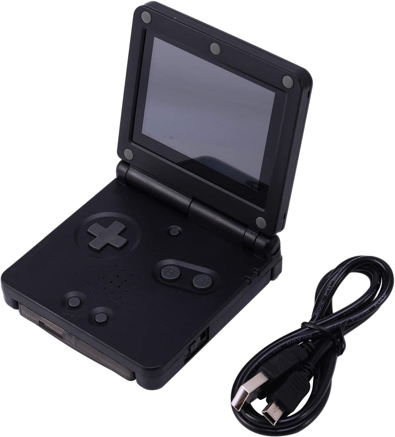 FAUGE32 비트 268 레트로 어린이 게임 콘솔 GB 핸드 헬드 게임 기계   SFC   FC   MD 레크리에이션 기계 다운로드 가능