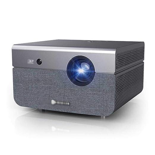 Proyector, proyector de vídeo con 4500lumen Nativo 3840 * 2160P ...