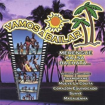Vamos a Bailar by Merengue Salsa Bachata (2004-05-03)