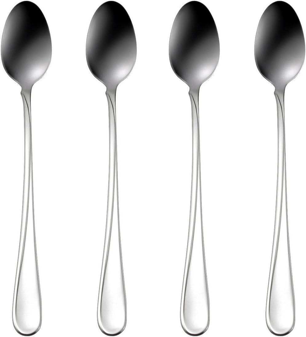 Oneida Stainless Flatware SIROCCO Teaspoons MADE in USA SET OF TWELVE