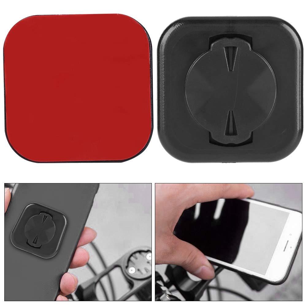 VGEBY1 Barra de tel/éfono para el v/ástago de la Bicicleta Soporte para tel/éfono de la Bicicleta Botones de Soporte para Bicicletas