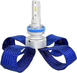 Putco Lighting 700011PZ Nitro Pro-Lux Zero LED Kit H8/H9/H11/16 Type 2 Pair Nitro Pro-Lux Zero LED Kit