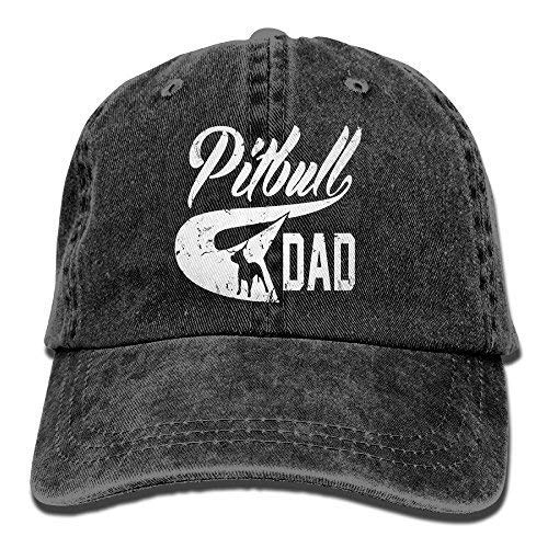 pitbull dad vintage washed dyed