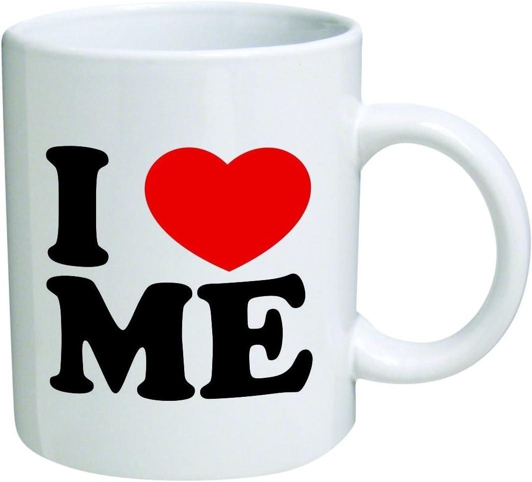 I LOVE ME Mug Cup - 11 ounces