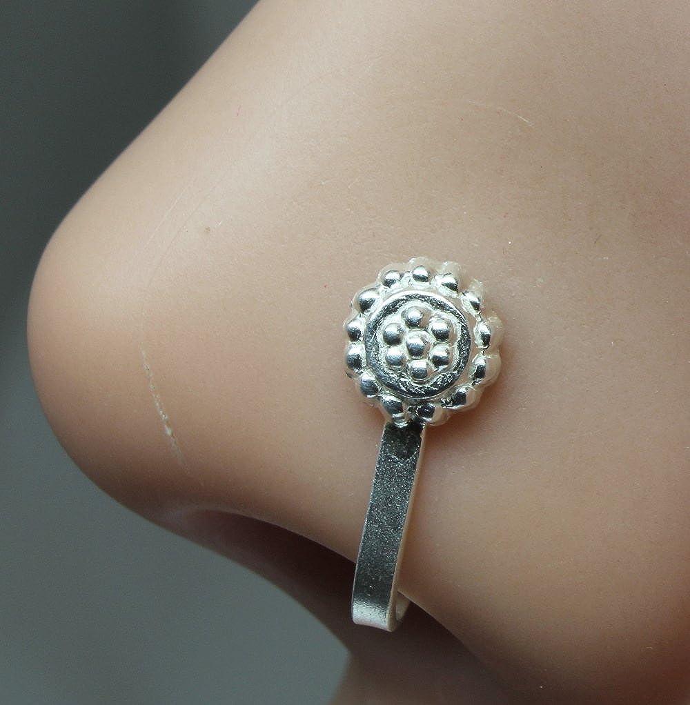 imporfrio.com Karizma Jewels Press Clip on Silver Nose Ring ...