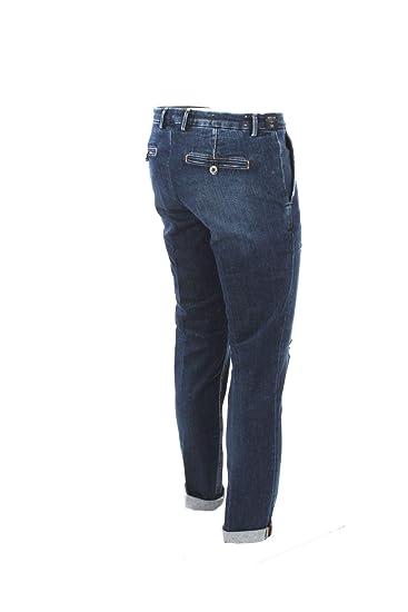 Jeans Uomo No Lab  Denim Miami D51 Autunno Inverno 2018//19