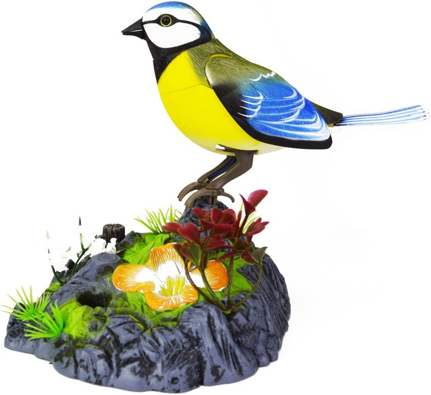 Motion-sensing Chirping Birds Oriole by Greenbrier