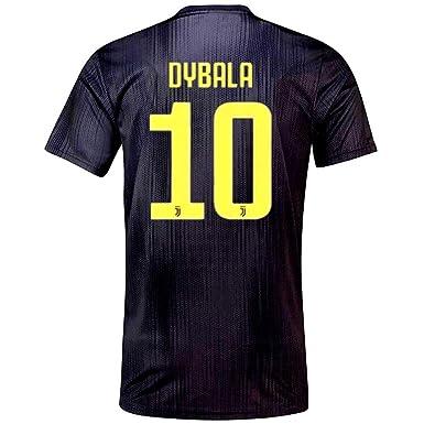 quality design 12d52 4435c Paulo Dybala 10 Juventus 2018-2019 Away Men's Soccer Jersey
