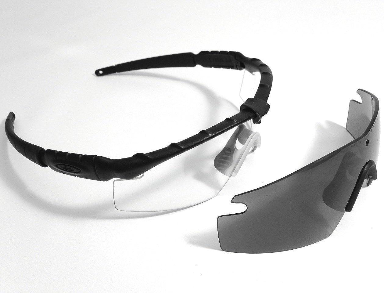 3cb03e65f46de Amazon.com  Oakley Men s M Frame 2.0 Strike Rectangular Sunglasses ...