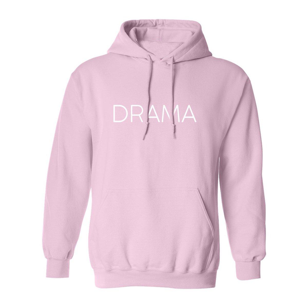 ZeroGravitee Drama Adult Hooded Sweatshirt