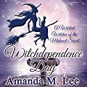 Witchdependence Day: A Wicked Witches of the Midwest Short Audiobook by Amanda M. Lee Narrated by Tristan Wright