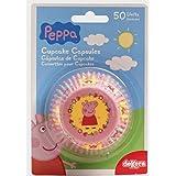 Moldes para magdalenas, diseño de Peppa Pig