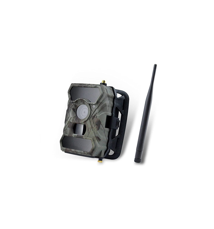 Cámara Independiente de presencia oculta Full HD con transmisión GSM: Amazon.es: Electrónica