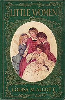 Little Women (illustrated) by [Alcott , Louisa May]