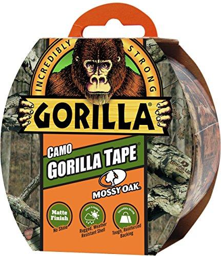 Gorilla Camo Duct Tape Mossy