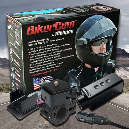motorcycle camera photo  Amazon.com : Tachyon 1080p BikerCam Motorcycle Camera System ...