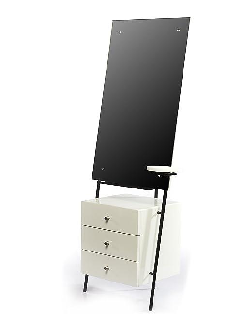 VYOM Self Portrait Dressing Table (White)