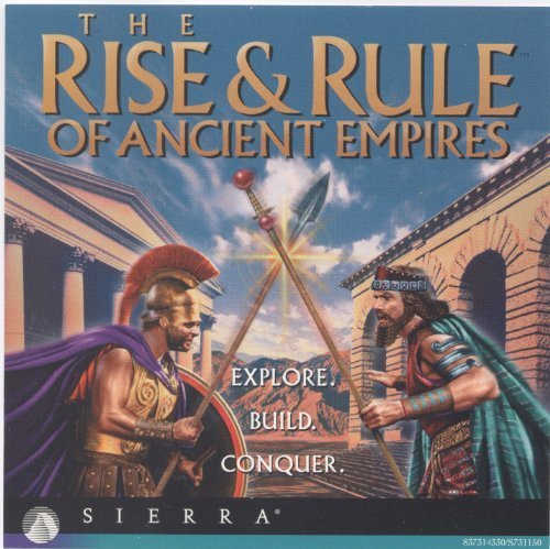 The Rise & Rule of Ancient Empires (The Rise & Rule Of Ancient Empires)
