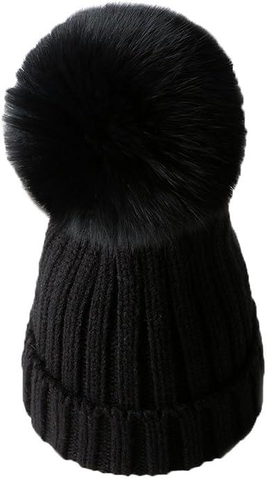 Tom Joule Bobble Hat Bonnet Femme