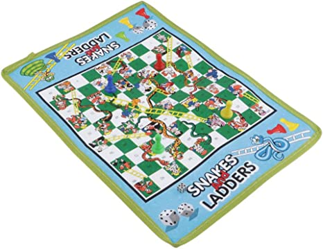 Ludo OR Snakes /& Ladders Family Game Birthday Christmas Gift