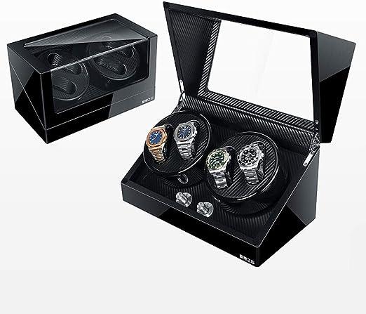 K-Y Caja Relojes Automaticos Enrollador de Reloj 4 + 0, Caja de ...