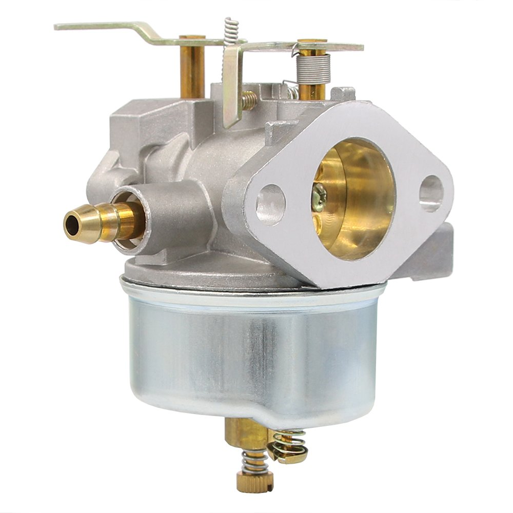 632334a Carburetor For Tecumseh 632370a 632110 632111 Have A Snow Blower With 85 Hp Model Lh318sa 632334 632370 632536 640105 Garden Outdoor