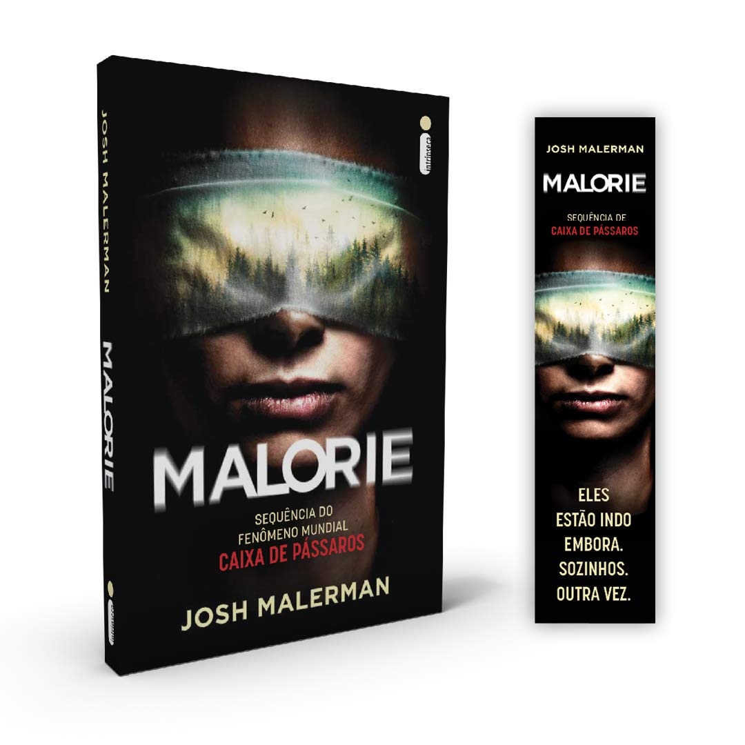 Malorie Sequencia De Caixa De Passaros Em Portugues Do Brasil Josh Malerman Bücher