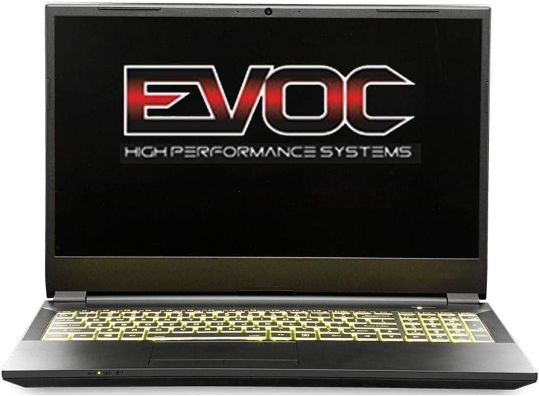 "EVOC High Performance Systems NK501 (NK50SZ) 15.6"" FHD, 2.9 GHz i7-10700, Intel UHD 630, 16 GB 3200MHz RAM, 2 TB PCIe SSD"
