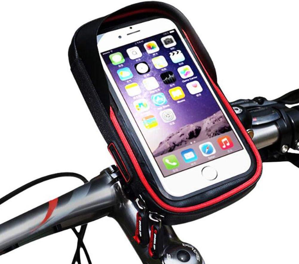 Bolsa para Cuadro de Bicicleta, Wheel Up de 6 Pulgadas, portamóvil ...