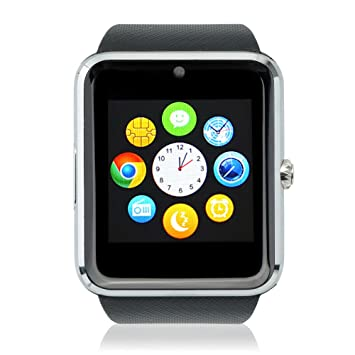 WISE UP GT08 Bluetooth Smartwatches Comunicación Móvil con ...