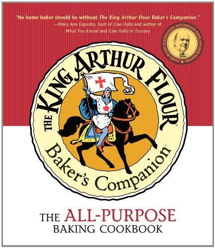 By King Arthur Flour - The King Arthur Flour Baker's Companion: The All-Purpose Baking Cookbook (10 Anv) (10/21/12)