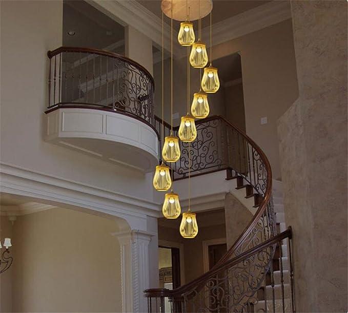 Amazon.com: Lucky clover-a lámpara de techo hecho a mano ...