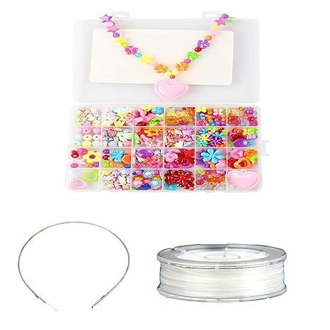 b2ac05ca0f21 Yililay Bolas de Colores de Bricolaje para niños Cajas de Diferentes Tipos  y Formas de Las