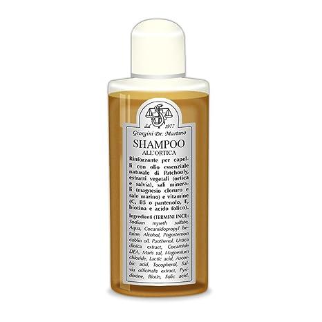 Dr. Giorgini Shampoo al Ortica – 250 ml