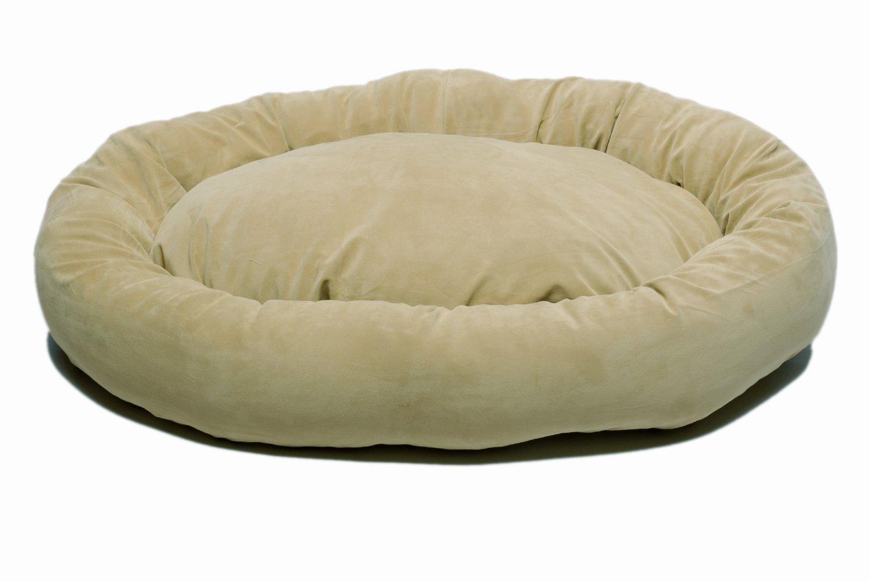CPC Microfiber Medium Bagel Bed, Sage