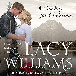 A Cowboy for Christmas Audiobook