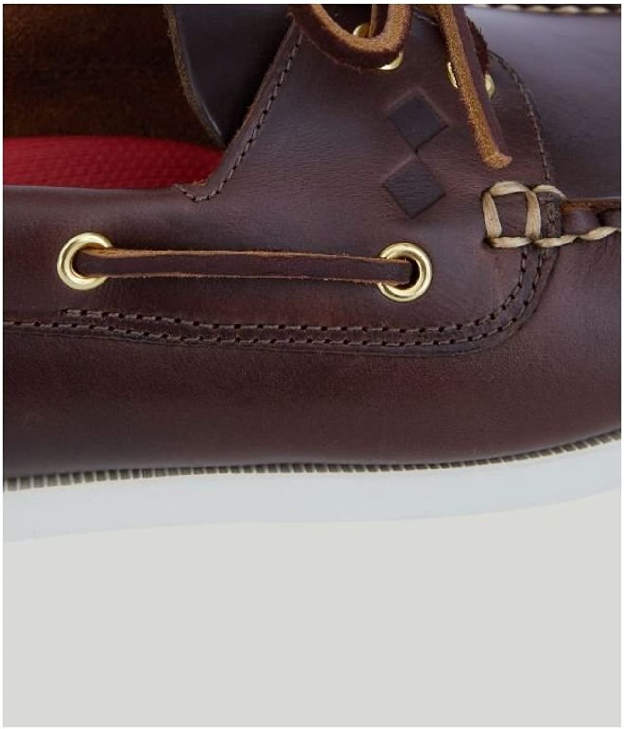 Chaussures Bateaux Prince Evo - Marrons