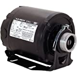 A.O. Smith CB2034AD 1/3 Hp, 1725 RPM, 115/230 Volts, 48Y Frame, ODP Enclosure, Sleeve Bearing Carbonator Pump Motor