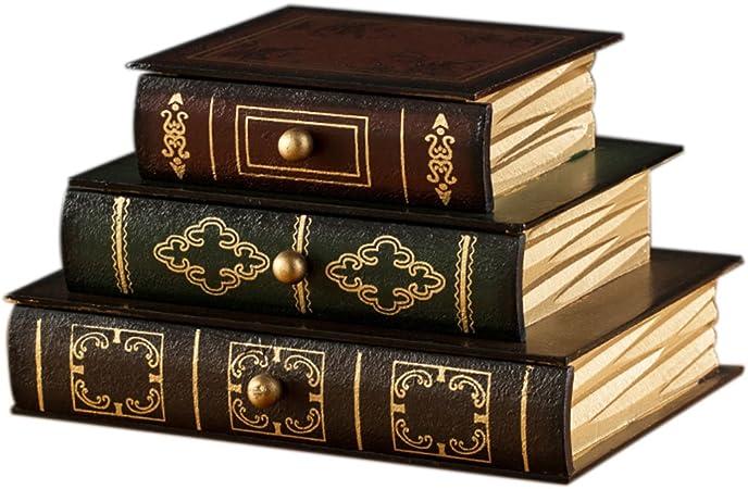 Cajas para joyas Caja de Almacenamiento Europea Creativa joyería ...