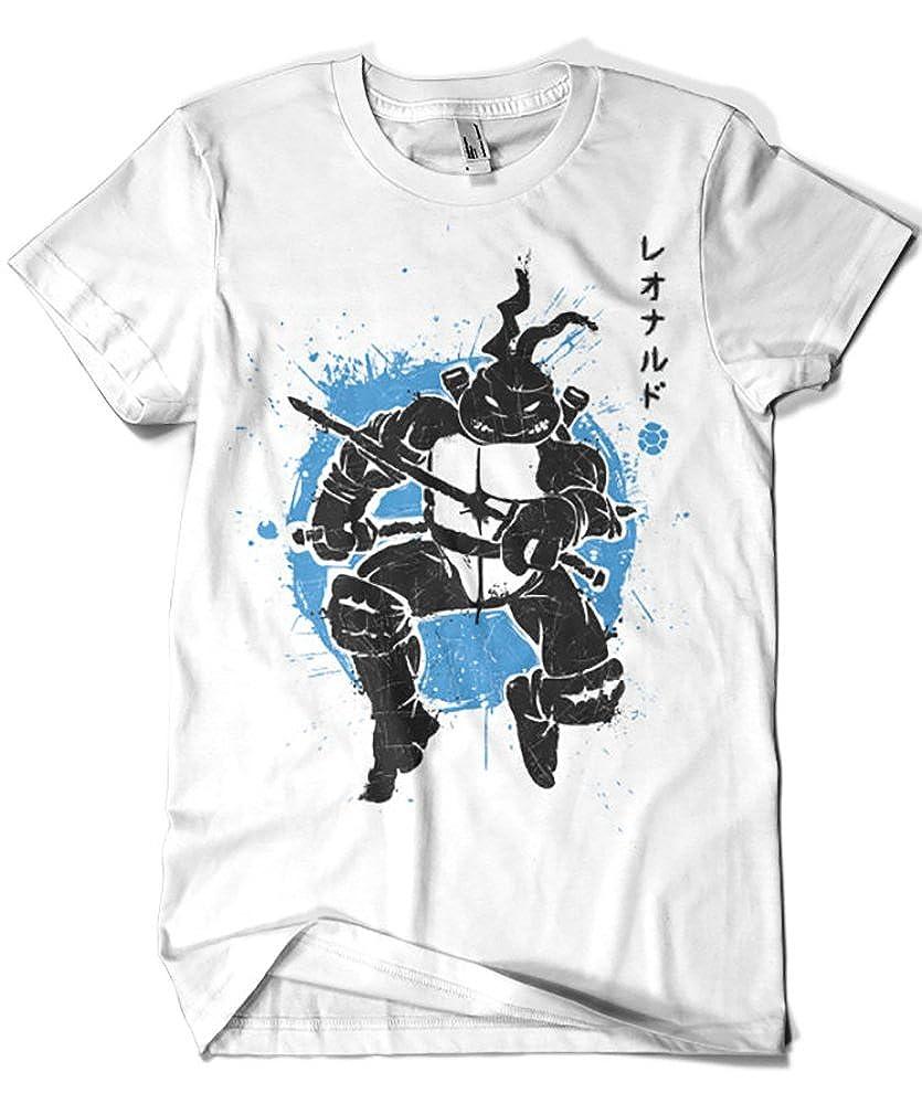 1022-Camiseta Tortugas Ninja - Katana Warrior (Olipop ...