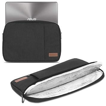 Asus ZenBook Flip S 13,3 pulgadas Funda Carcasa Funda Negro ...