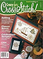 Crazy for Cross Stitch! (July 2002, Issue…