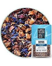 Tiesta Tea Blueberry Wild Child Blueberry Hibiscus Fruit Tea, 30 Servings, 1.8 Ounce Pouch - Caffeine Free, Loose Leaf Herbal Tea Eternity Blend, Non-GMO