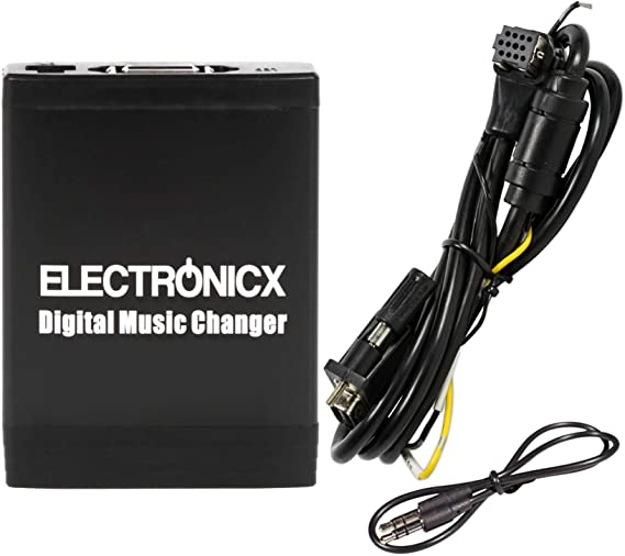 Car Usb Mp3 Aux Cd Changer Interface For Pioneer Auto