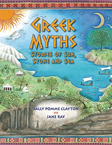 Greek Myths: Stories of Sun, Stone, and Sea PDF