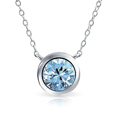 Fine Jewelry Topaze Bleu Et Diamant Pendentif Et Earrings Set Argent Massif Diamonds & Gemstones