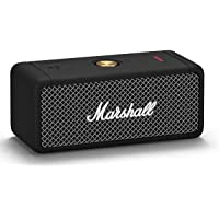Marshall Emberton Portable Bluetooth Speaker - Black