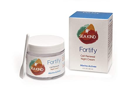 SEA KIND Fortify Night Cream, 2 OZ